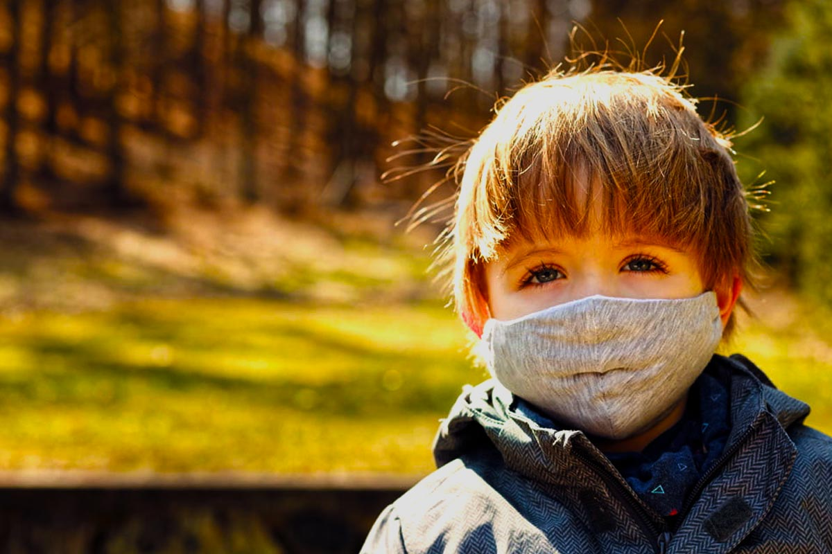 Граємо в лазертаг в масках проти коронавируса
