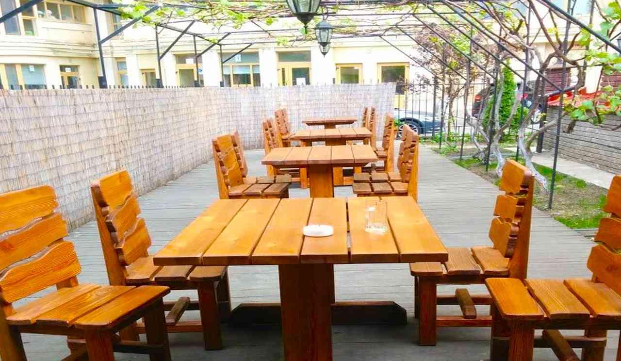 Лазертаг в ресторані Вірменський Дворик